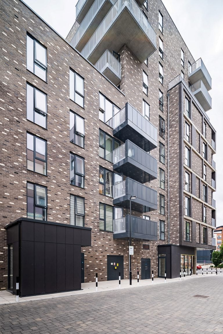 exterior photo of luxury photos in london