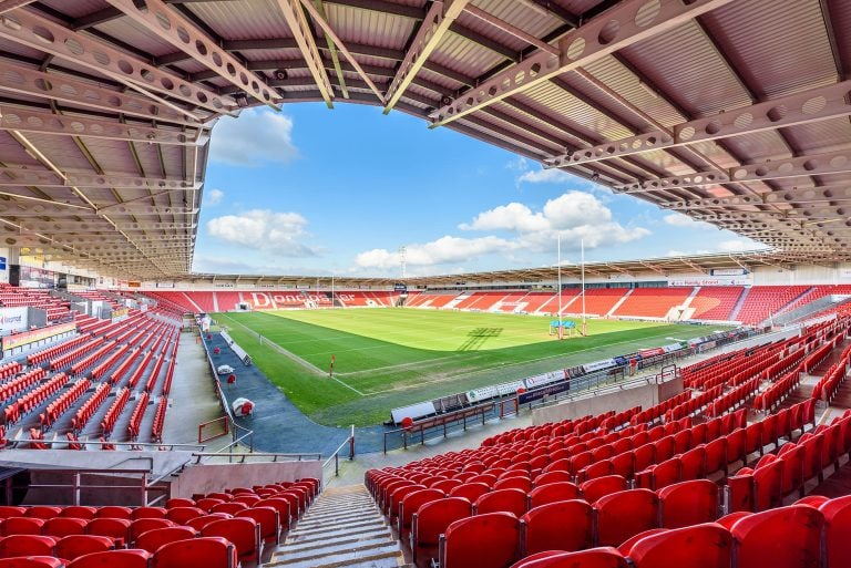 doncaster keep moat stadium