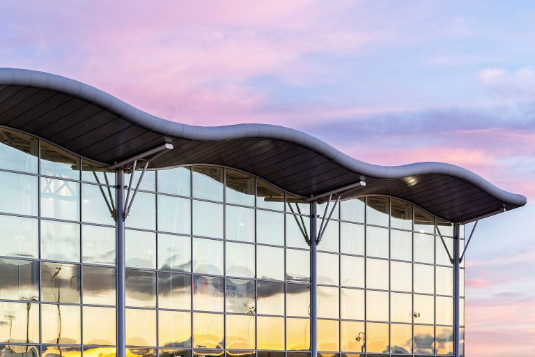 Doncaster robin hood airport by Ben Harrison photography