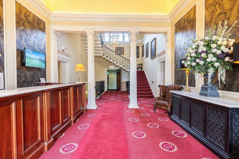 owston hall reception photo