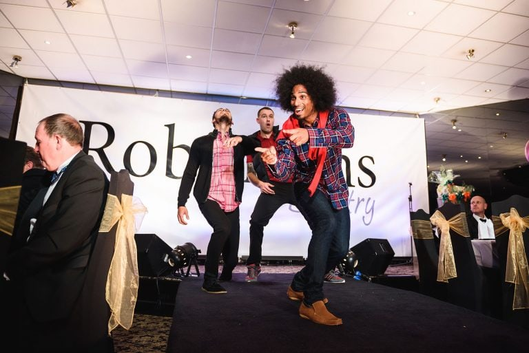 event photography at china rose fashion show in bawtry