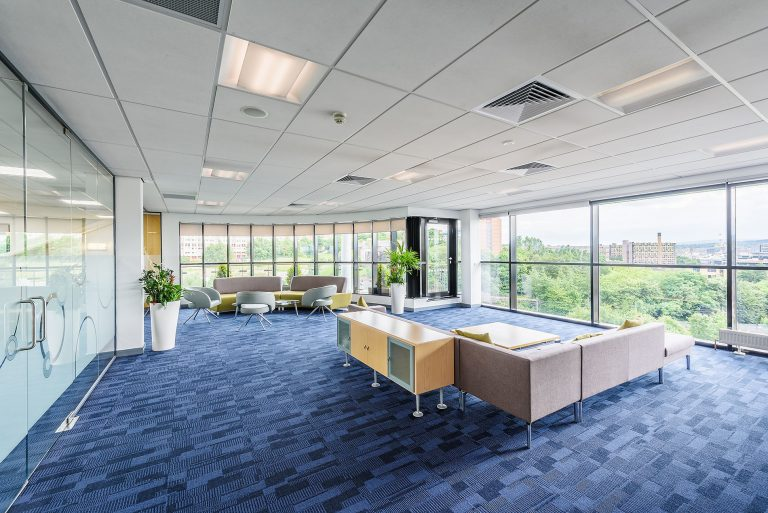 interior photo of capita in sheffield