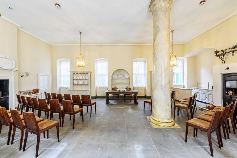 interior photography of the doncaster registry office