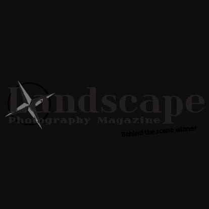 behind the scene winner of landscape photography magazine
