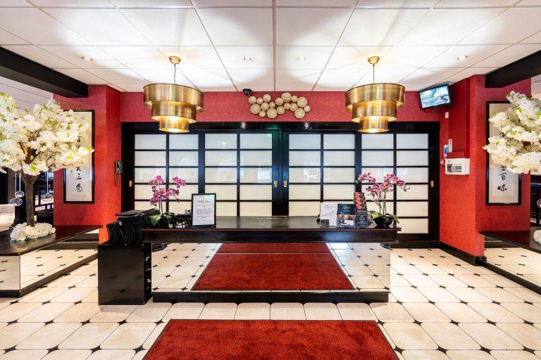 china rose interior photography