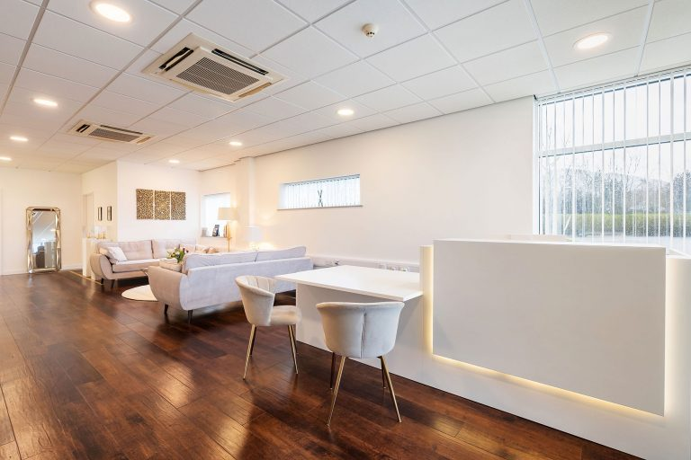 Arch Dental interior north wales