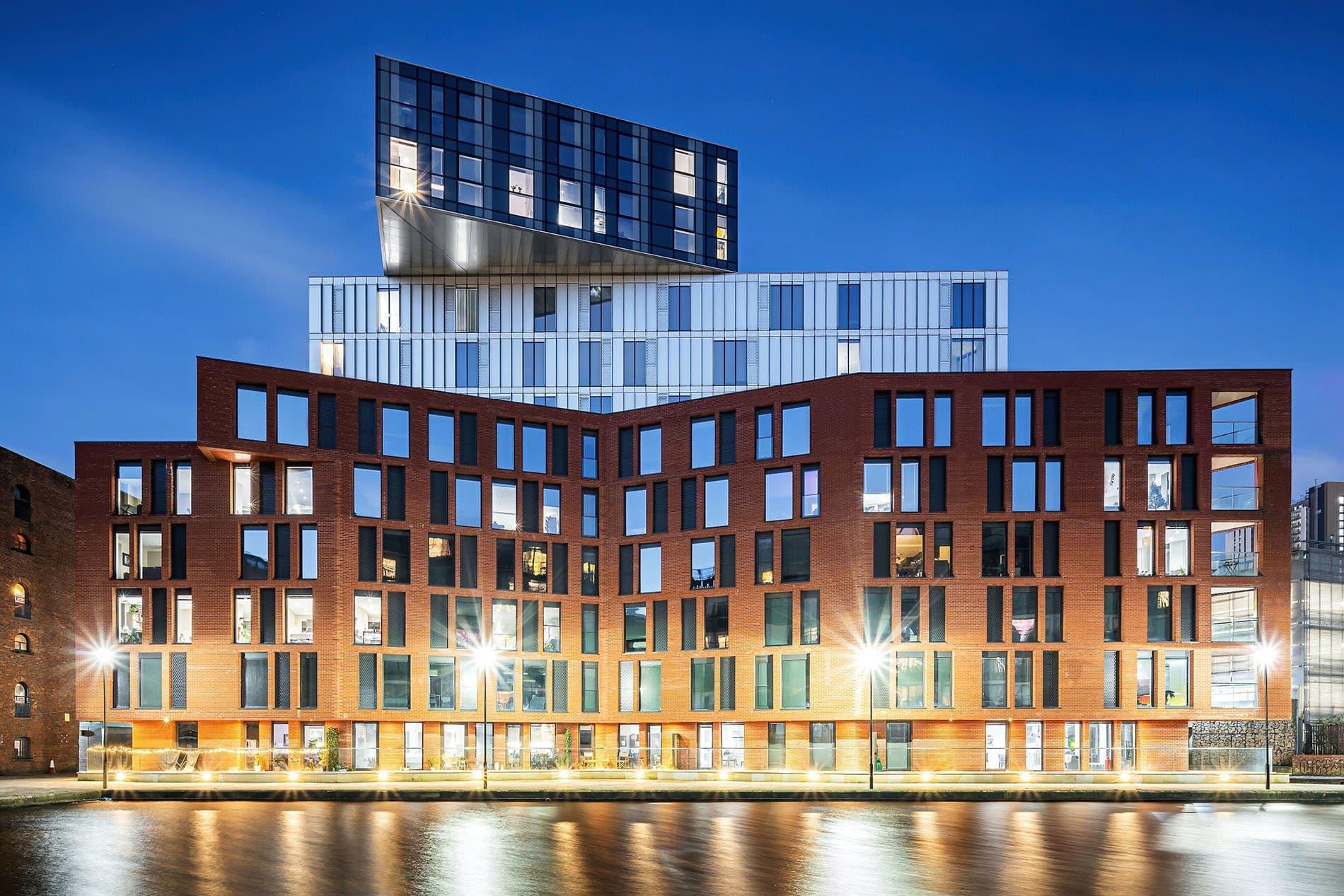 GMI Construction Manchester, construction photographer
