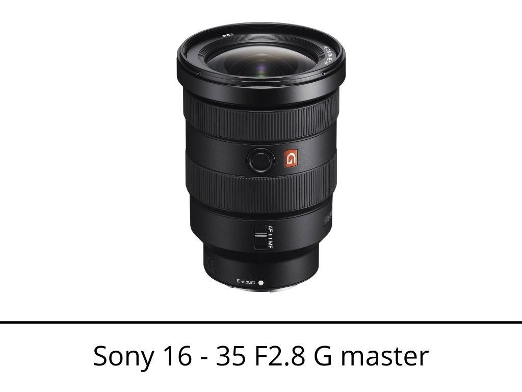 sony 16 35 g master